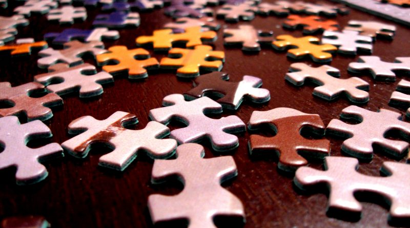 puzzles picture from pexels.com