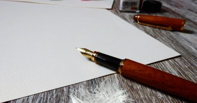 writing image from pexels.com