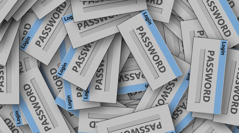 passwords photo from pixabay